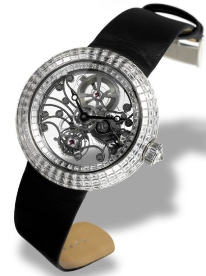 0,000 Crystal Tourbillon